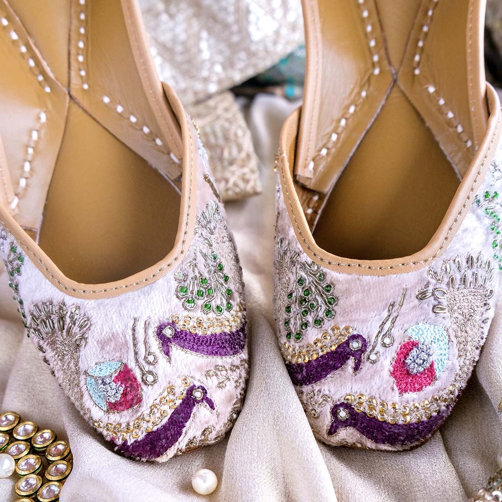 Dancing Peacocks : Payal Singhal X Fizzy Goblet