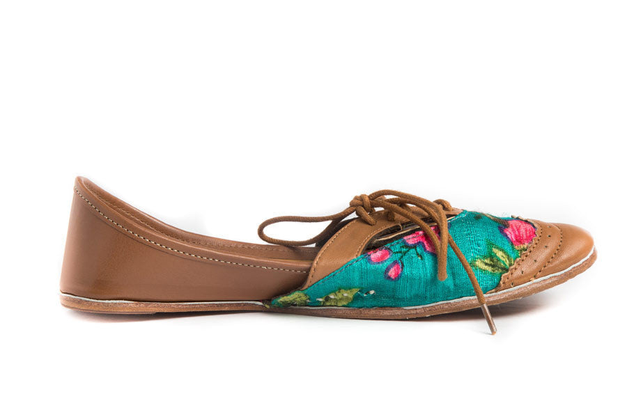 Shoes - Jootis - Bloom Broguesters