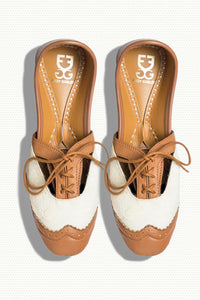 Shoes - Jootis - Lace Beauty Broguesters