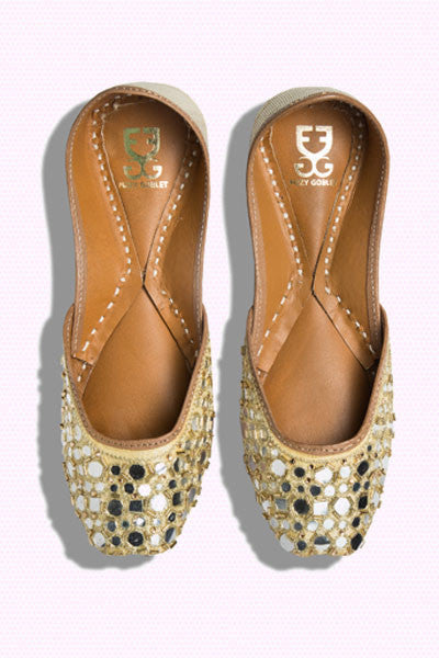 Shoes - Jootis - Mirror Mirror Gold