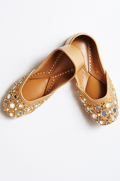 Shoes - Kids -Jootis - KIDS Mirror Gold