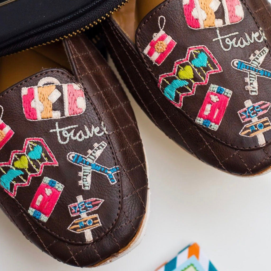 Travel Trunk Loafer