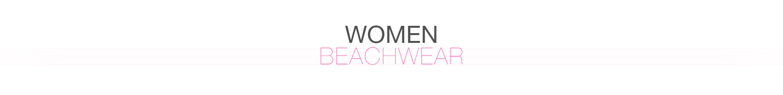 WOMEN - Beachwear
