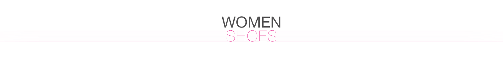 WOMEN - Shoes