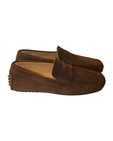RIJOUX suede moccasins shoes