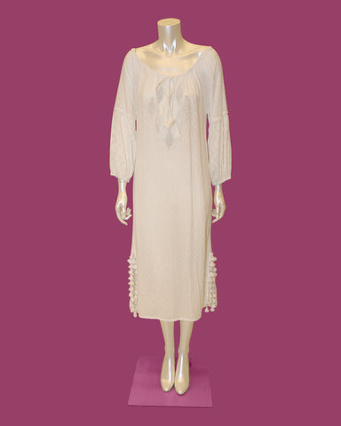 ANTICA SARTORIA POSITANO dress