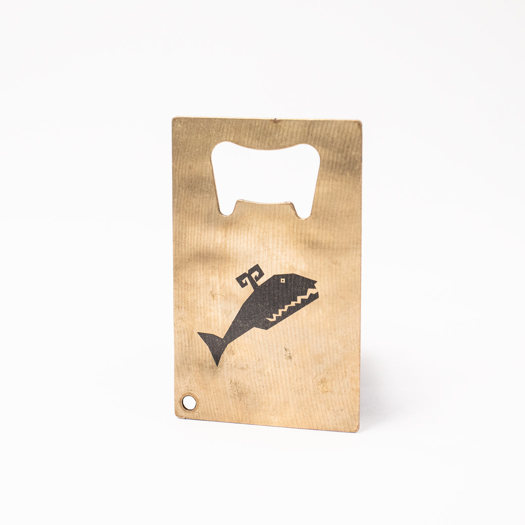 Matt Greiner Whale Bottle Opener
