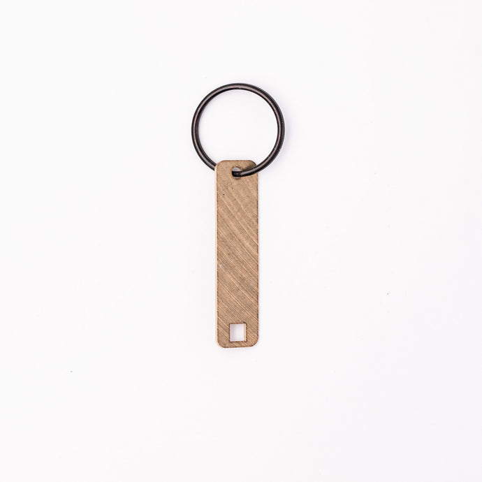 Drum Key - Reclaimed Cymbal Accessory