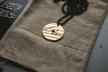 Load image into Gallery viewer, Gabe Barham Circle Cymbal Necklace