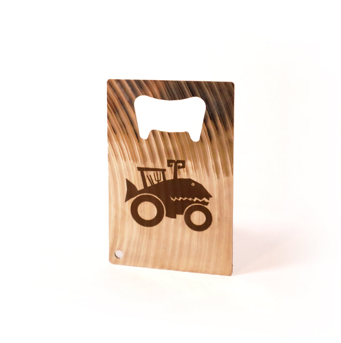 Matt Greiner Farm Life Bottle Opener