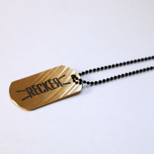 Recker Dogtag Necklace