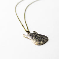 Load image into Gallery viewer, Strat - Reclaimed Cymbal Necklace