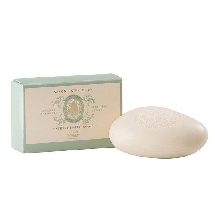 SOOTHING ALMOND BAR SOAP