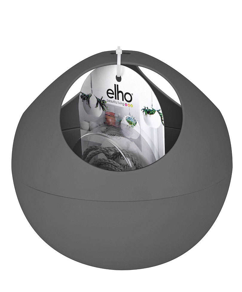 Elho® Brussels for Soft Air antraciet