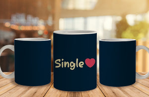 Single Ceramic Mug, 350 Ml