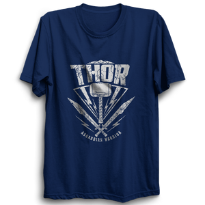Thor Half Sleeve Navy Blue