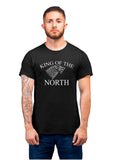 GOT-26 King In The North Half Sleeve Black