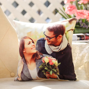 PERSONALISED V-DAY SPECIAL CUSHION
