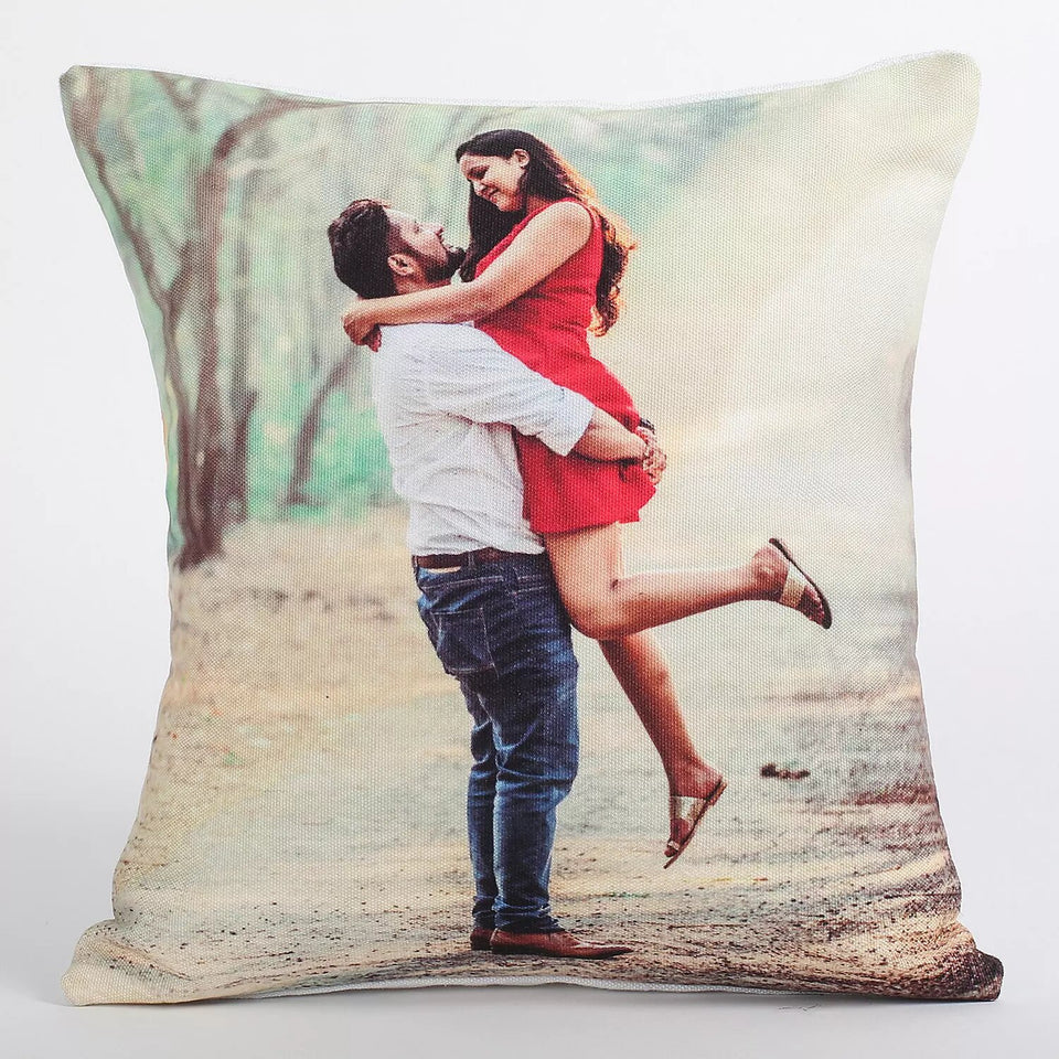 PERSONALIZED CUSHION GIFT | Print Bharat