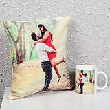 PERSONALIZED CUSHION WITH ME | Print Bharat