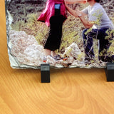 Square Rock Stone Photo Printing