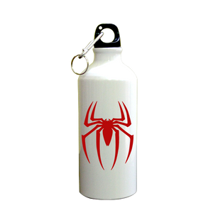 Spider SuperHero Printed Sipper (600ml, Aluminium)