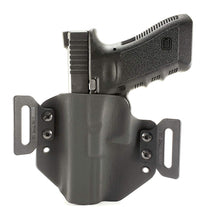 Load image into Gallery viewer, Sure-Fit O.W.B. Holster Black (RIGHT HAND) Gun Models S-W