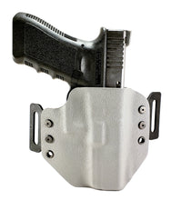 Load image into Gallery viewer, Sure-Fit O.W.B. Holster Gray (LEFT HAND) Gun Models S-W