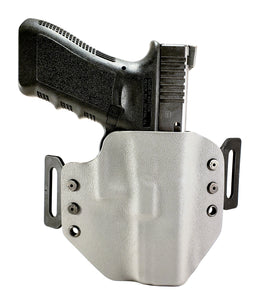 Sure-Fit O.W.B. Holster Gray (LEFT HAND) Gun Models S-W