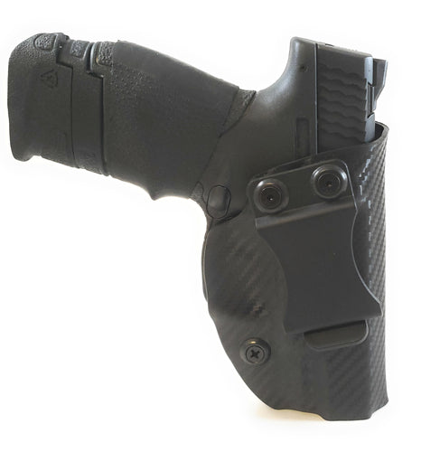 Sure-Fit I.W.B. Holster Carbon Black (RIGHT HAND) Gun Models S-W