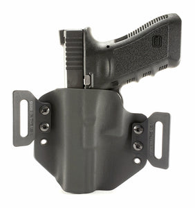 Sure-Fit O.W.B. Holster Gray (RIGHT HAND) Gun Models S-W