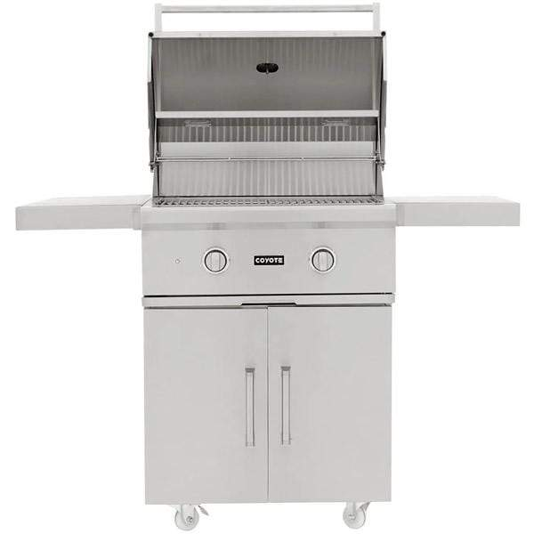 Coyote C-Series 28-Inch 2-Burner Natural Gas Grill