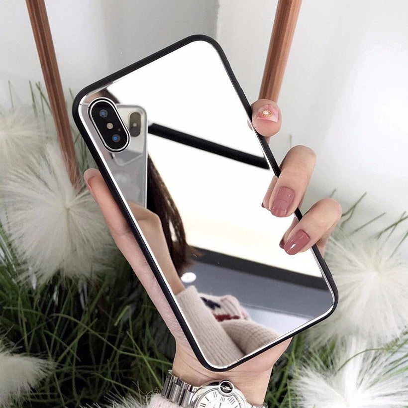 iphone mirror phone case
