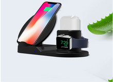 Load image into Gallery viewer, 3-in-1 wireless charger
