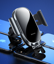 Load image into Gallery viewer, Smart Automatic Car Mount Phone Holder