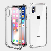Load image into Gallery viewer, Luxury Shockproof Transparent iPhone Case