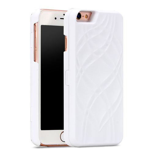 Phone Case with Mirror and Card Slot