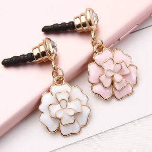 Flower Shape Dust Plug