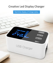 Load image into Gallery viewer, USB Charger HUB