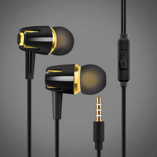 Electroplating Earphone