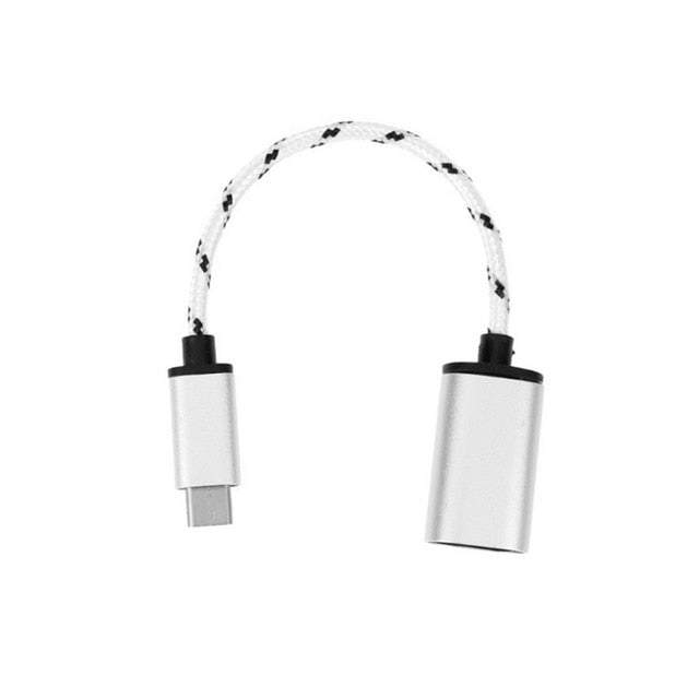 Female OTG Cable Adapter