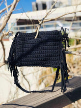 Load image into Gallery viewer, Nessia - Sac Crochet Frange