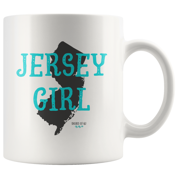 Jersey Girl Mug - Shores of NJ LLC
