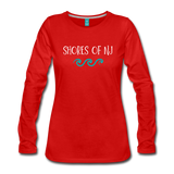 SHORES OF NJ Long Sleeve T-Shirt - Shores of NJ LLC