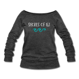Shores of NJ Off Shoulder Sweatshirt - Shores of NJ LLC