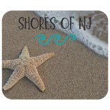 SHORES OF NJ Mouse Pad - Shores of NJ LLC