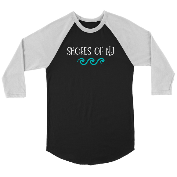 SONJ Baseball T-Shirt - Shores of NJ LLC