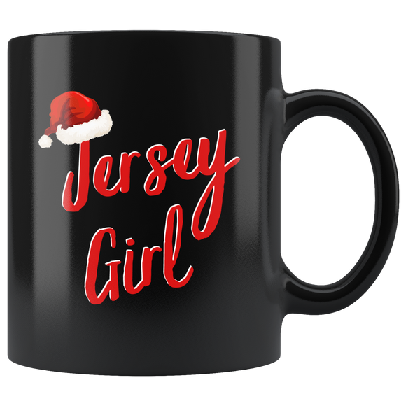Jersey Girl Holiday Mug