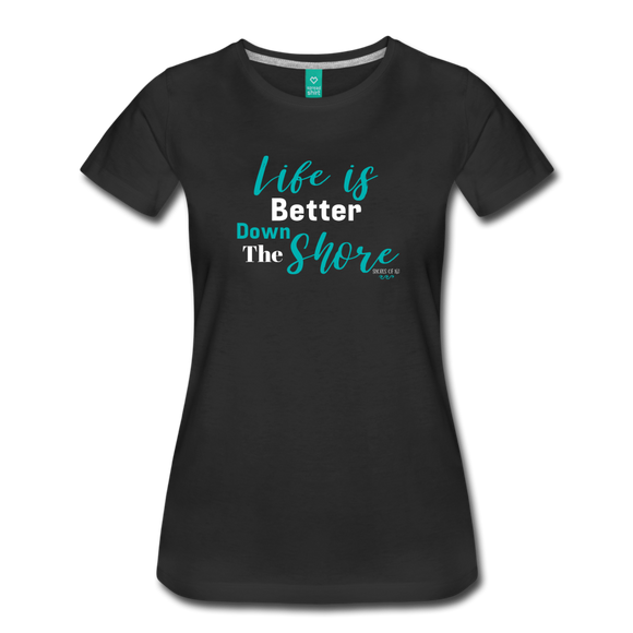 Life is Better Down The Shore T-Shirt - Shores of NJ LLC