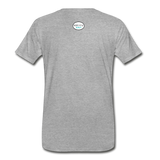 Jersey Strong T-Shirt - heather gray